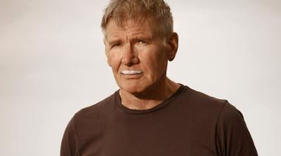 Harrison Ford got milk