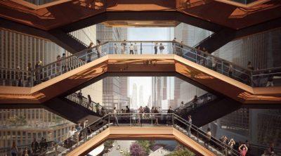 Vessel Hudson Yards New York