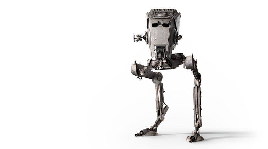 Star Wars Battlefront ATST Sony Playstation 4