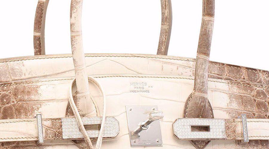Hermes Birkin Bag 377,000 USD