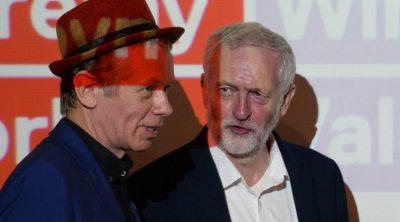 Richard Barbrook Jeremy Corbyn