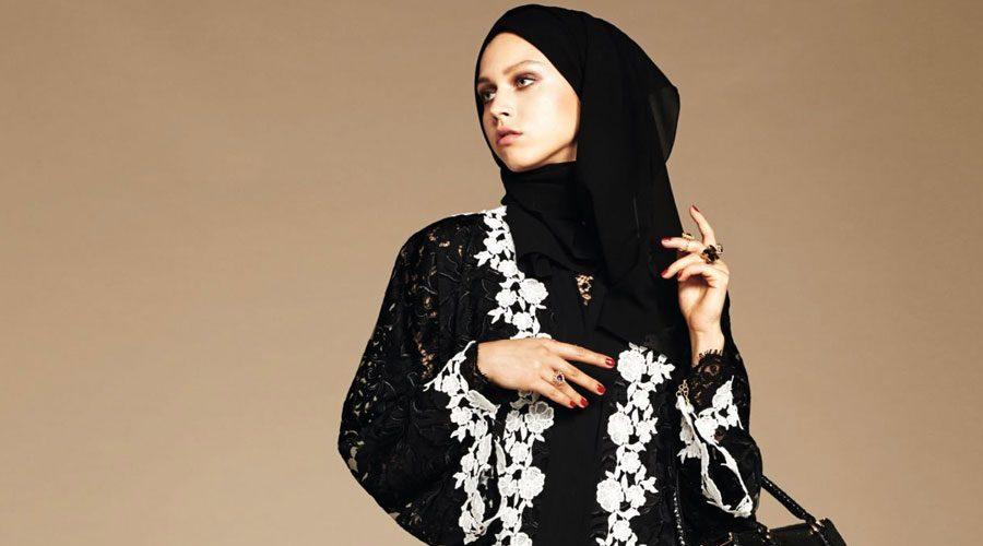 Dolce Gabbana hijab