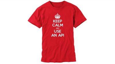 API t-shirt