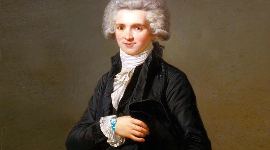Maximilien Robespierre swatch
