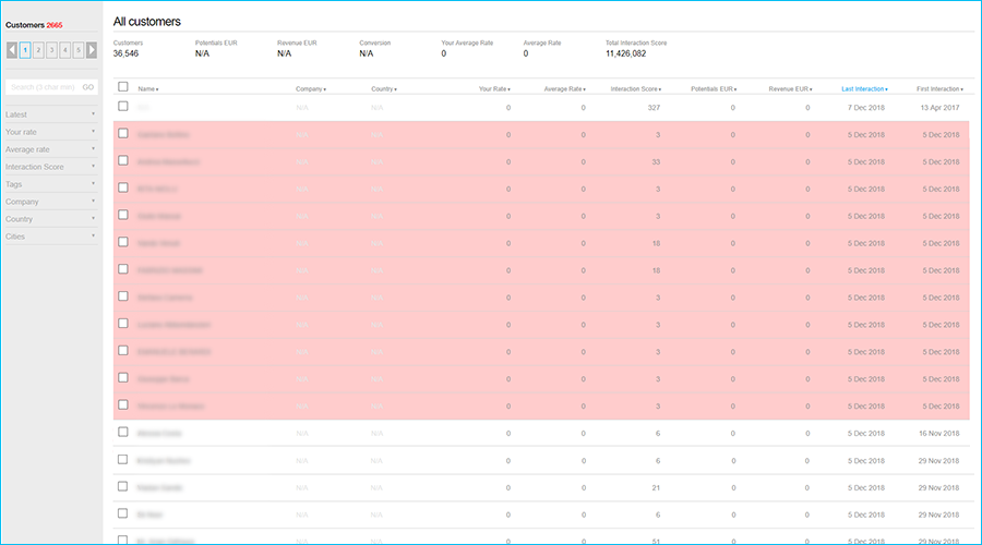 BEMapps.com Customers feature big data