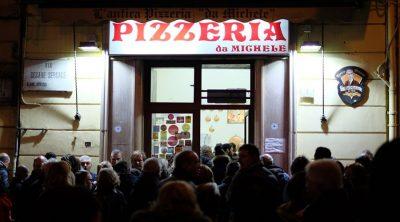 Antica Pizzeria da Michele Naples Napoli