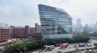 Zaha Hadid innovation tower