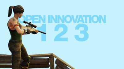 open innovation steps